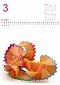 2010 march calendar