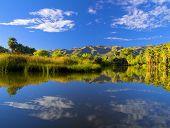 A park is in town Tucson, AZ, USA