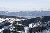 Lake Tahoe View From Squaw Valley