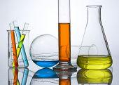 chemical laboratory glassware equipment