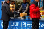 Travel In Naminara Republic, Korea