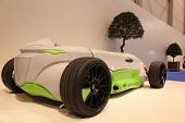 Essen, Germany - Nov 29: Sbarro Espera Supercharged Sportscar First Shown At The Essen Motor Show In