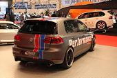 Essen, Germany - Nov 29: Vw Golf Gti From Performance2 Shown At The Essen Motor Show In Essen, Germa