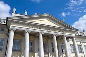 The Museum Fridericianum in Kassel