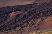 Haleakala Crater Lava Flow