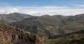 Las Alpujaras In Andalusia, Spain