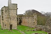 Medieval Ruins--Warkworth Castle
