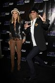 LOS ANGELES - AUG 15: William Kenneth Alphin, aka Big Kenny, Brooke Mueller at the CW
