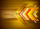 Hi tech abstract background. EPS 10.