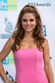Los Angeles - AUG 19:  Maria Menounos_ arrives at the 2012 Do Something Awards at Barker Hanger on August 19, 2012 in Santa Monica, CA