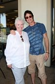 LOS ANGELES - AUG 18:  Susan Flannery, Ronn Moss at the book signing for William Bell Biography at B