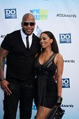 Los Angeles - AUG 19:  Flo Rida arrives at the 2012 Do Something Awards at Barker Hanger on August 1