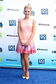 vLos Angeles - AUG 19:  Caroline Sunshine arrives at the 2012 Do Something Awards at Barker Hanger on August 19, 2012 in Santa Monica, CA