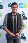 Los Angeles - AUG 19:  Cory Monteith arrives at the 2012 Do Something Awards at Barker Hanger on Aug