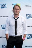 LOS ANGELES - AUG 19:  Grady Powell arrives at the 2012 Do Something Awards at Barker Hanger on Augu