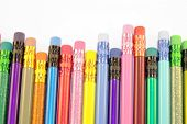 Colored Erasers