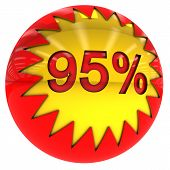 Ball With Ninety Five Percent
