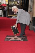 LOS ANGELES - MAY 24:  Olympia Dukakis at the ceremony bestowing Olympia Dukakis with a Star on the