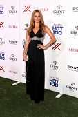 LOS ANGELES - MAY 15:  Ellen Hollman arrives at the 2013 Maxim Hot 100 Party at the Vanguard on May 15, 2013 in Los Angeles, CA