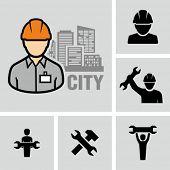 Industrial worker