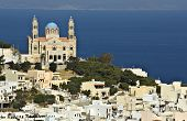 Syros island in Greece