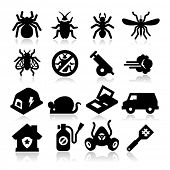 Iconos de exterminador