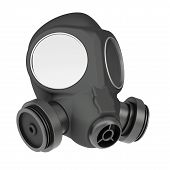 foto of s10  - Gas mask - JPG