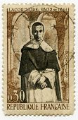 Stamp from France lacordaire