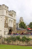 Her Majesty's Royal Palace And Fortress, or Tower Of London