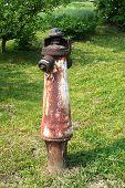 alte Hydranten