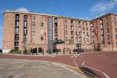 Liverpool Albert Dock Merseyside