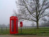 Rural Phonebox