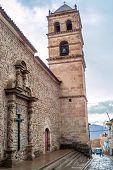 Iglesia de San Francisco en Potosí