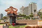 Love Park In Lima
