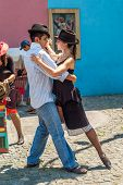 Tango In The Streets La Boca