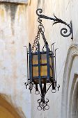 Old Street Light In Mdina
