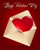 Gelukkige Valentijnskaarten dag
