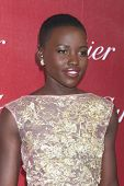 PALM SPRINGS - JAN 4:  Lupita Nyong'o at the Palm Springs Film Festival Gala at Palm Springs Convent