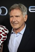 LOS ANGELES - OCT 28:  Harrison Ford at the