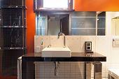 Modern Washbasin Area