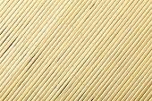 Bamboo Mat Surface Pattern Diagonal Background Texture