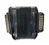 picture of accordion  - Button accordion Cossack late 19th century  - JPG