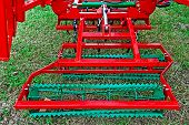 Agricultural Equipment. Detail 180