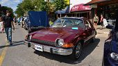 1975 Amc Pacer At Rolling Sculpture Show 2013