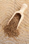 Caraway Seeds In Scoop