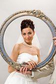 Hübsche Braut