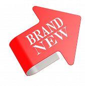 Brand New Twist Label