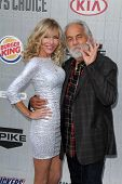 LOS ANGELES - JUN 7:  Tommy Chong at the Spike TV's