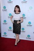 LOS ANGELES - MAY 29:  Kate Flannery at the 16th Annual From Slavery to Freedom Gala Event at Skirba