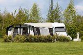 Caravan And Camping Tent